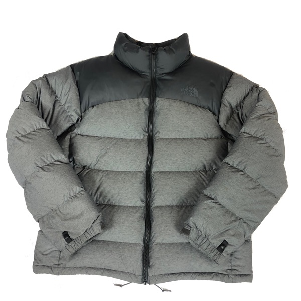 The North Face Nuptse 700 Down Puffer Jacket Large