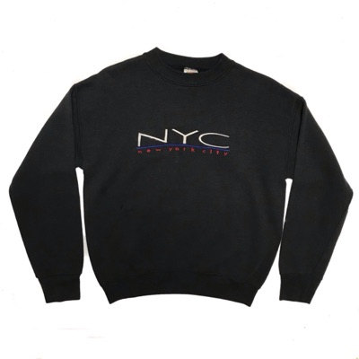Vintage New York City Crewneck - 1990'S