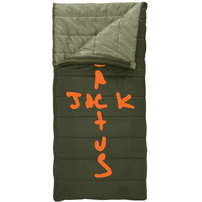 "Travis Scott ""Cactus Trails"" Sleeping Bag"