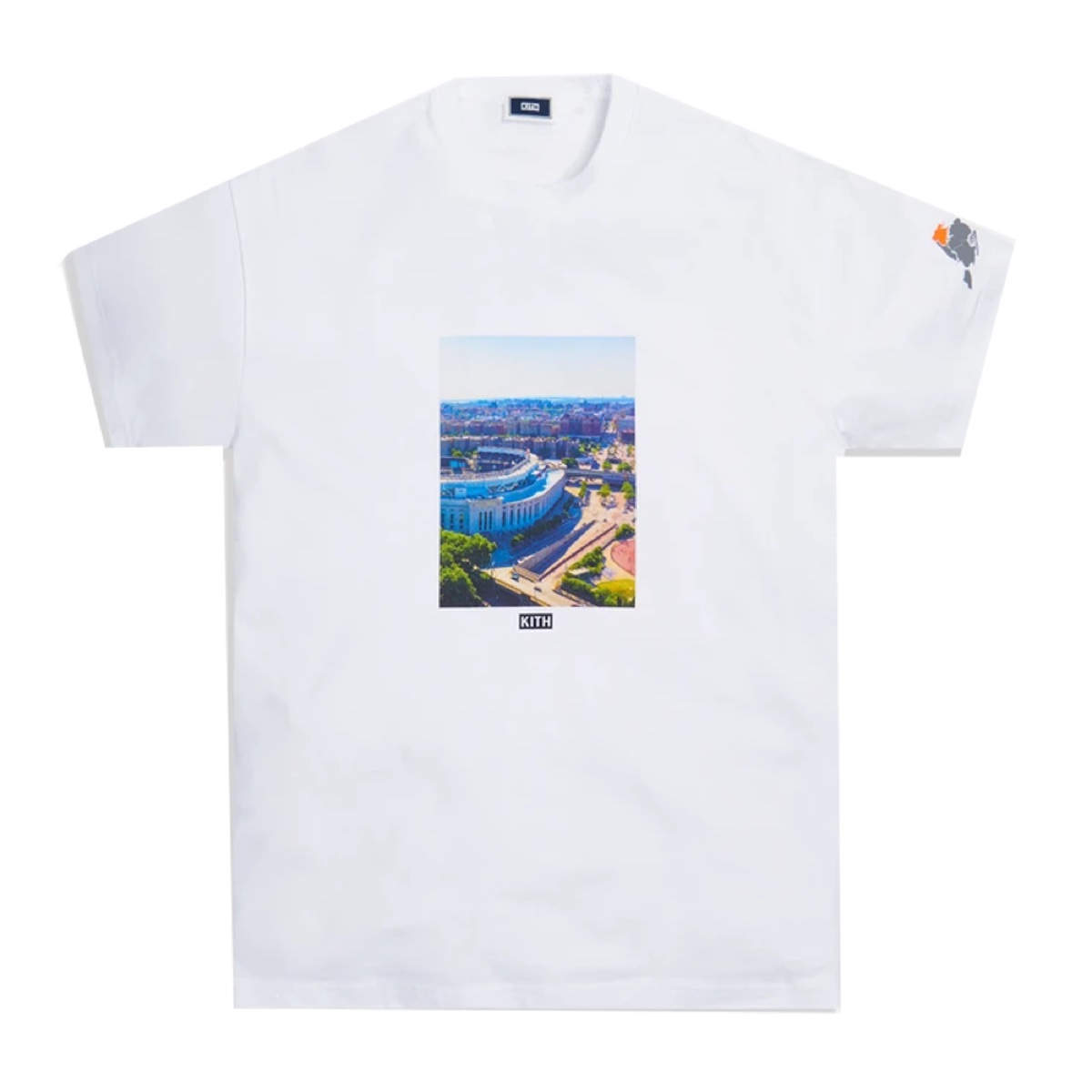 Kith 5 Borough The Bronx Tee