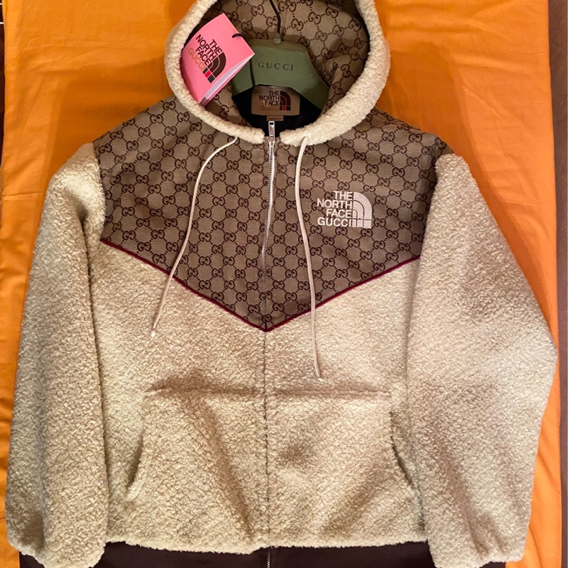 The north face gucci GG - Jacket