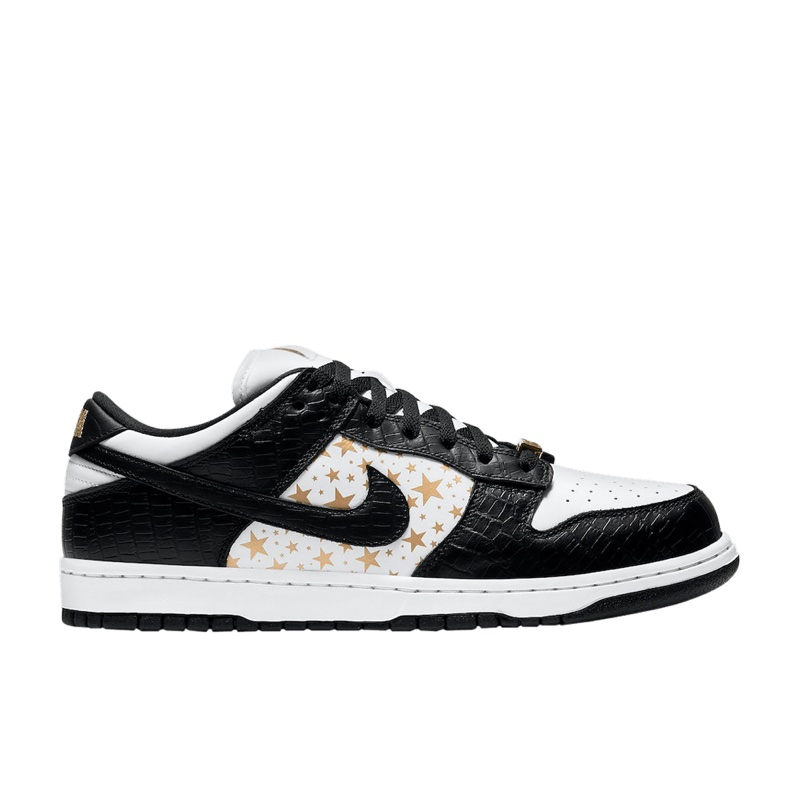 Supreme Dunk Low OG SB Black