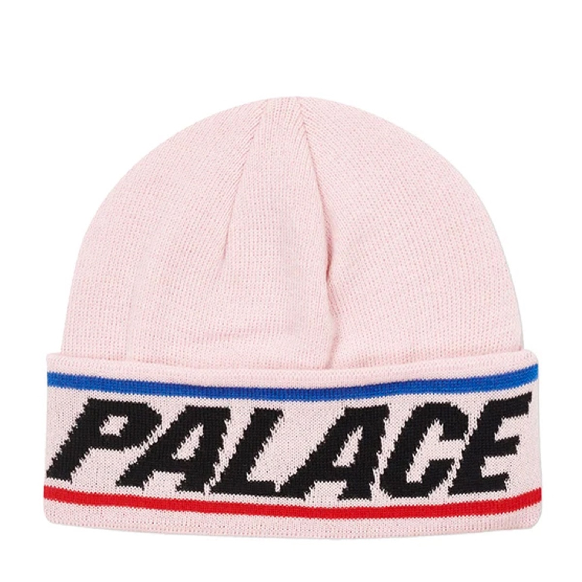 Palace S Line Beanie Pink