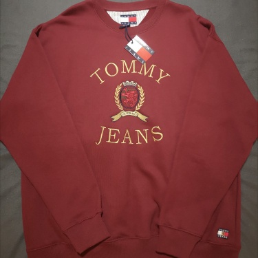 Tommy Jeans Crest Sweater