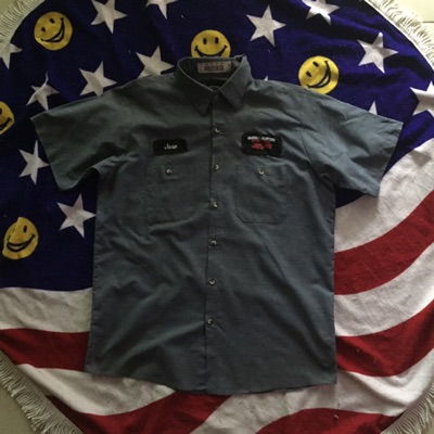 Vintage Unifirst Work Shirt