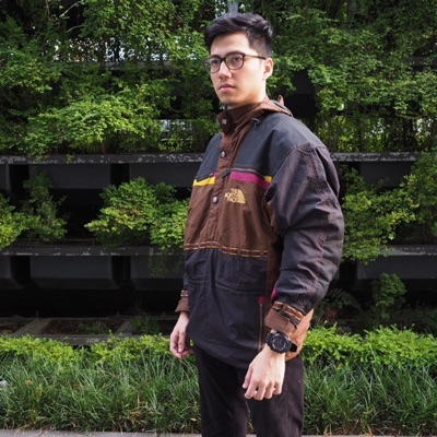 Vintage The North Face Ethnic Utility Anorak