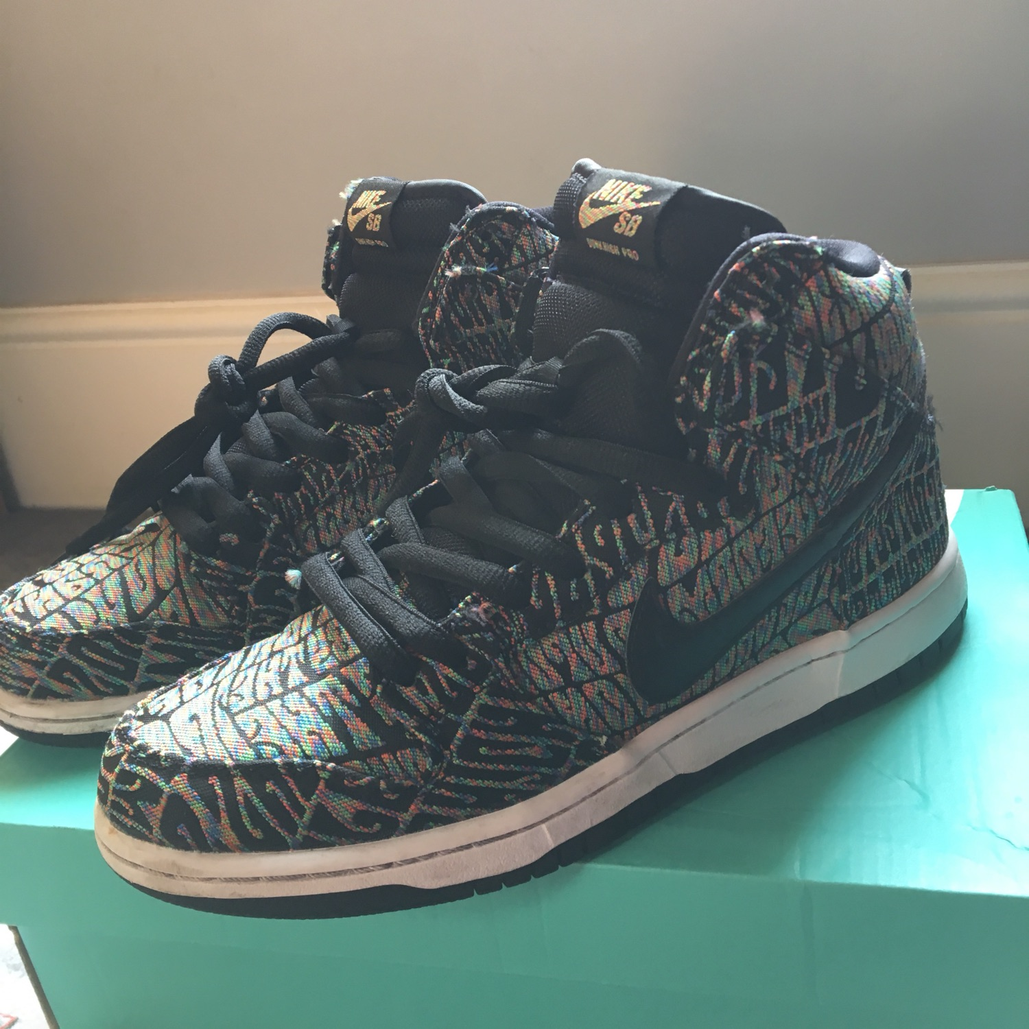 huge discount 71f9a 7c3df Nike Dunk High Premium Sb