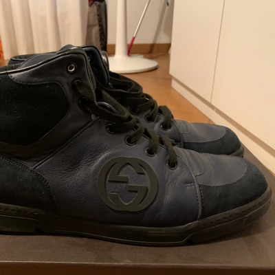 Gucci High Top Sneakers