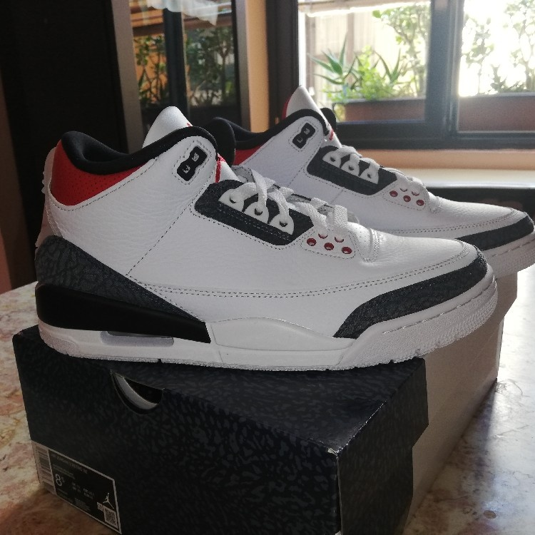 Jordan 3 SE Retro Fire Denim