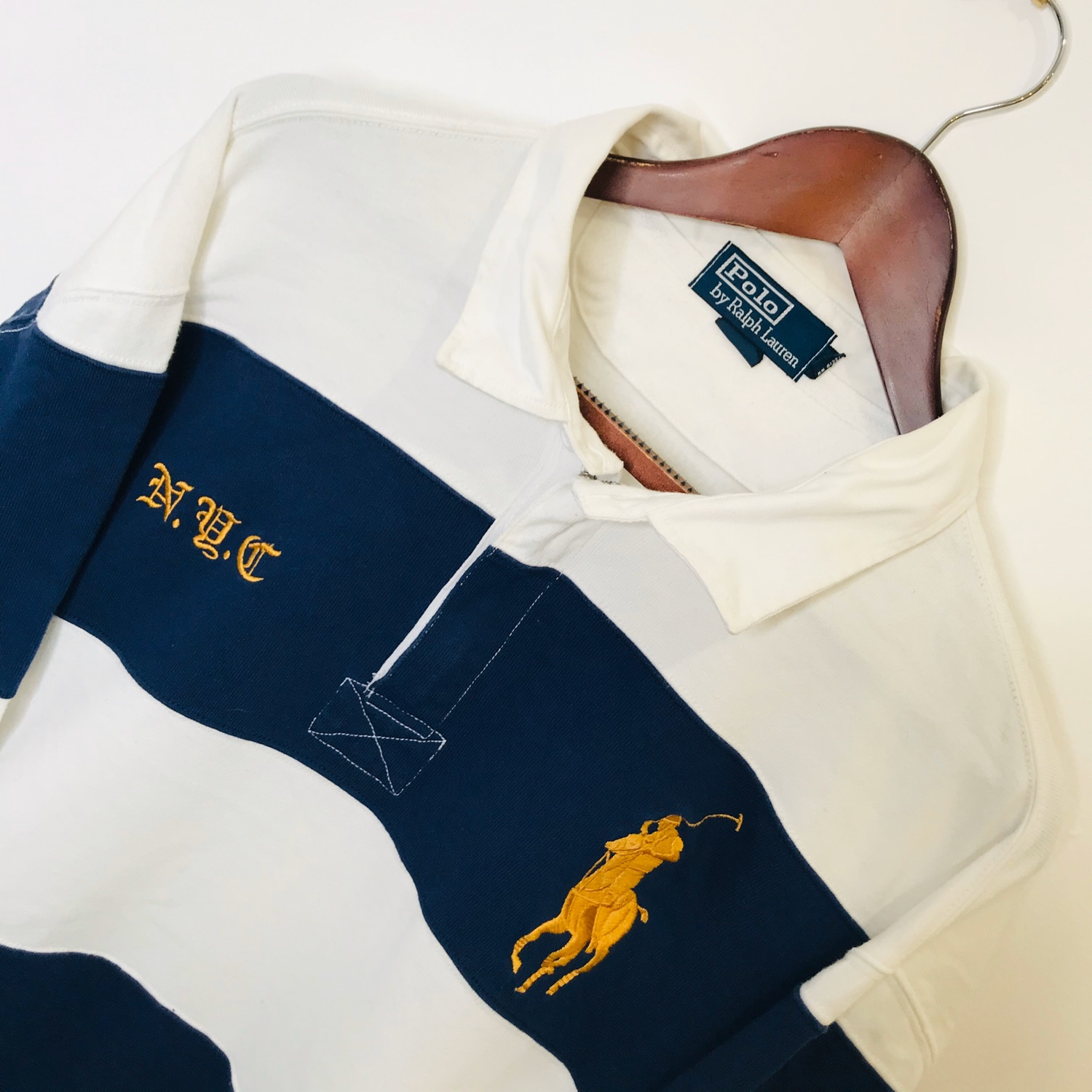 Vintage Ralph Lauren Rugby Polo Shirt
