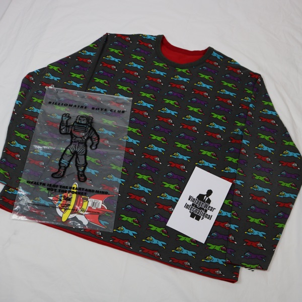 Billionaire Boys Club Run Dog Reversible Jumpe