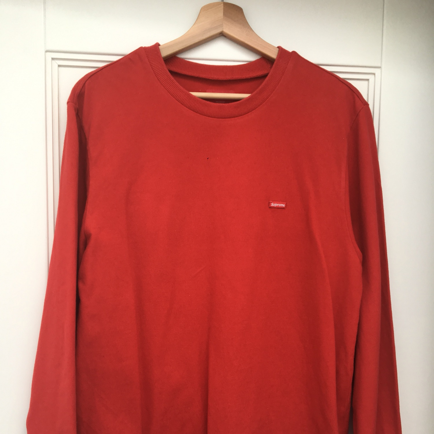 Supreme Mini Box Logo Red