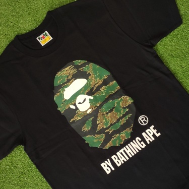 Bape Tiger Camo By Bathing Tee