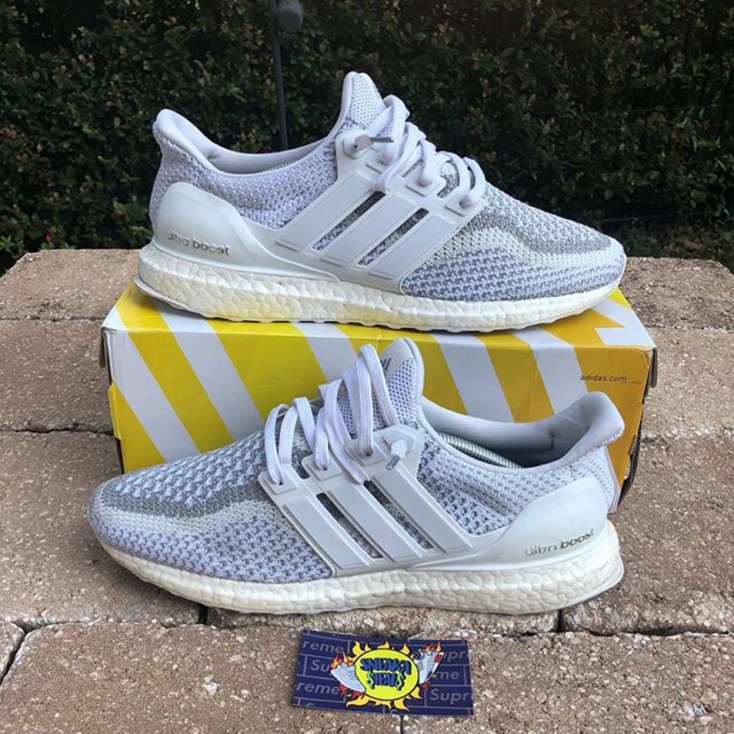 Adidas Ultra Boost 2.0 Reflective