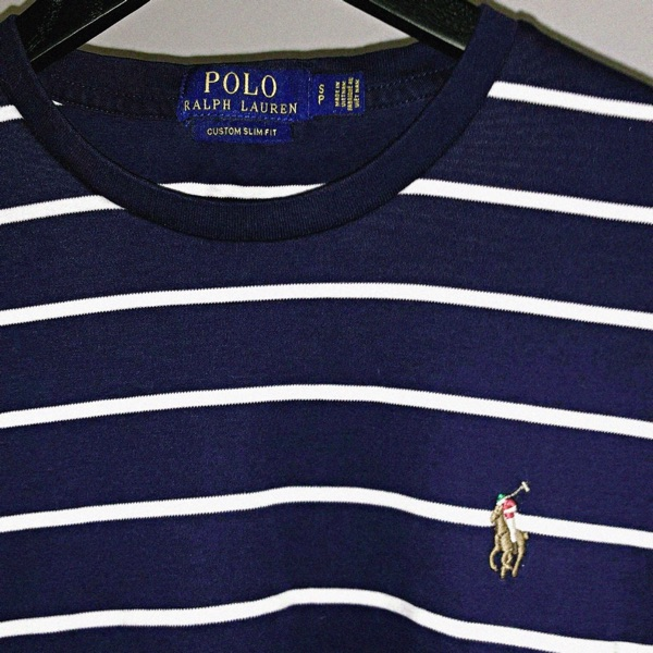 Ralph Lauren Striped Tee 2020