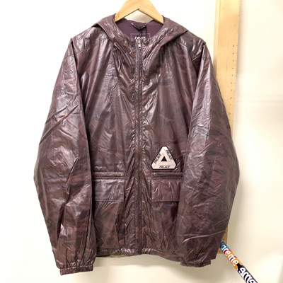 Palace P-Stealth Jacket Purple Camo