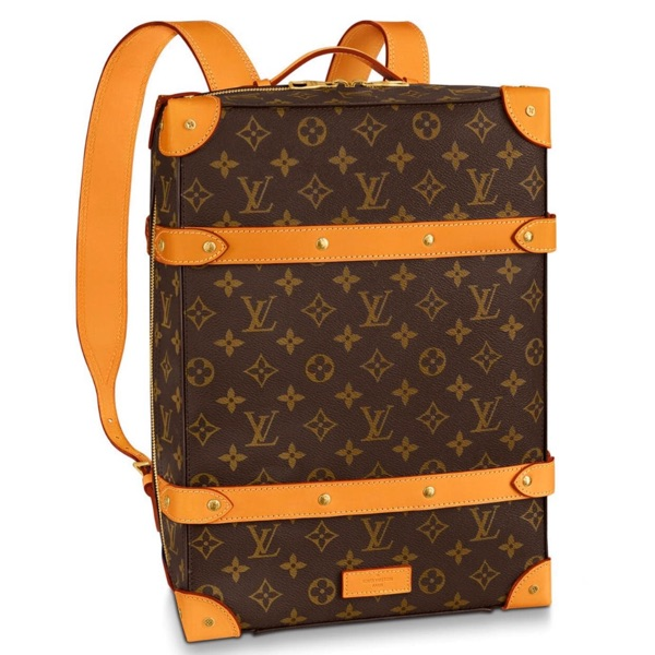 Louis Vuitton Lv Fw19 Trunk Soft Backpack