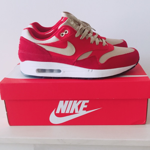 Nike Air Max 1 Curry Set Deadstock