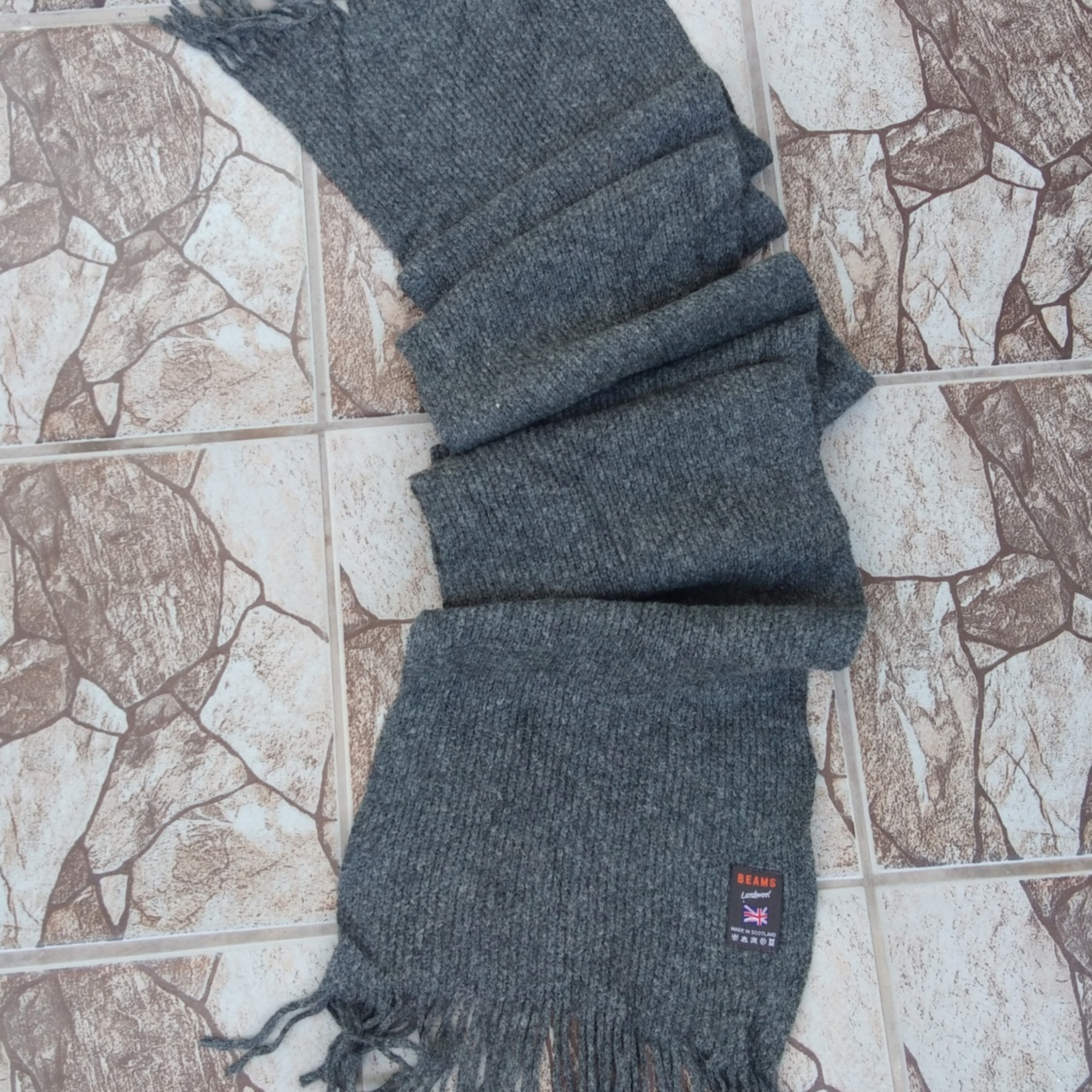 Beams Plus Scarf