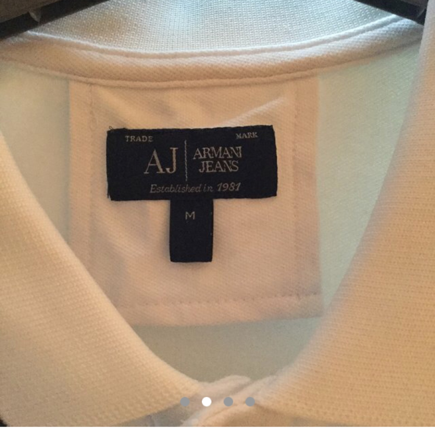 bb8889bb Genuine Emporio Armani Jeans Aj Polo Shirt