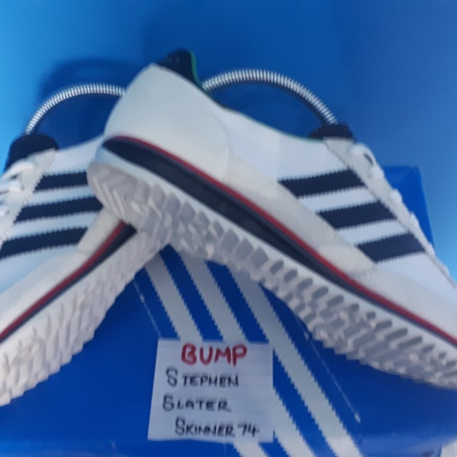 100% authentique d8258 9fee8 ADIDAS - SL72 - DART EDITION PACK - TRAINERS SIZE 6.