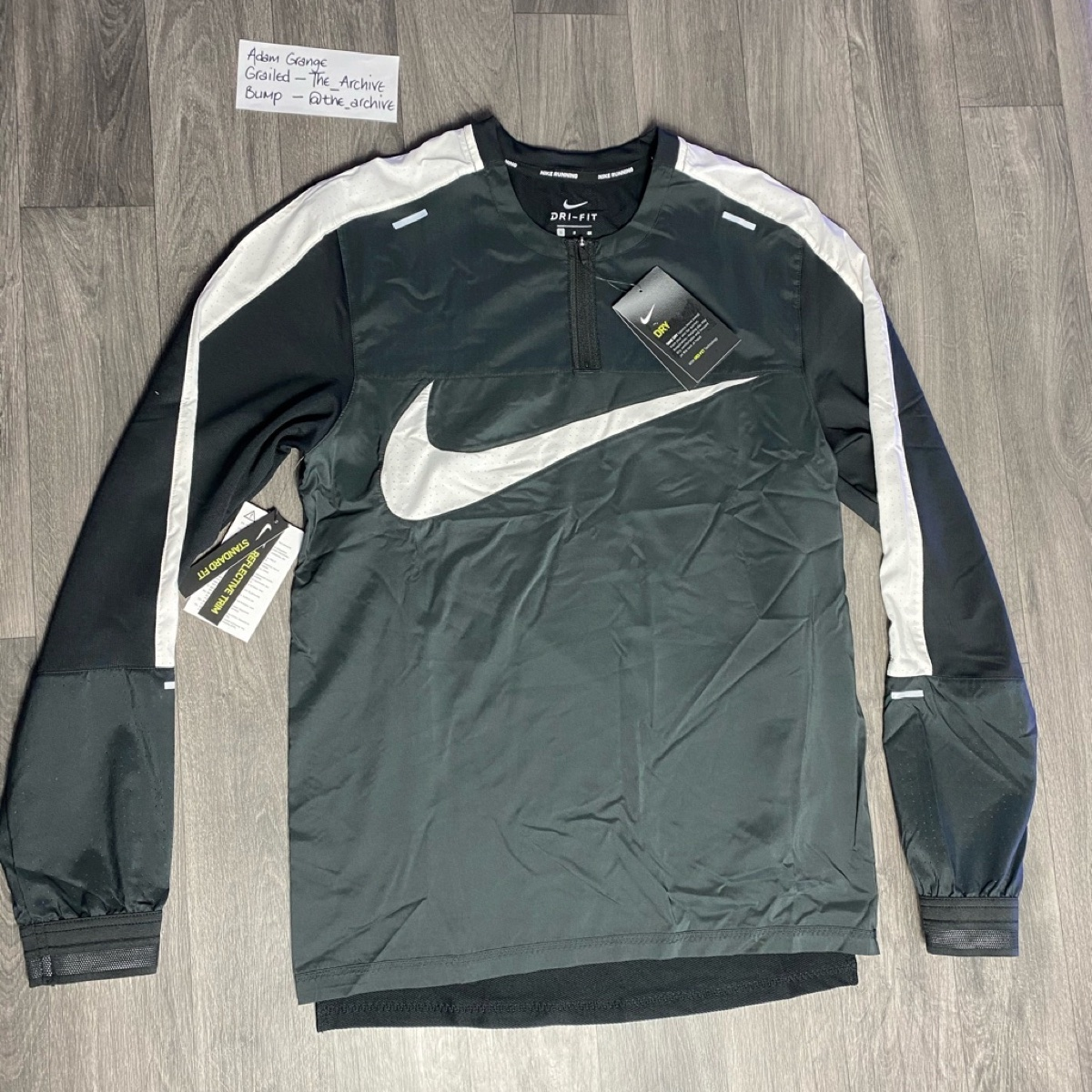 Nike Dri Fit element wild run longsleeve