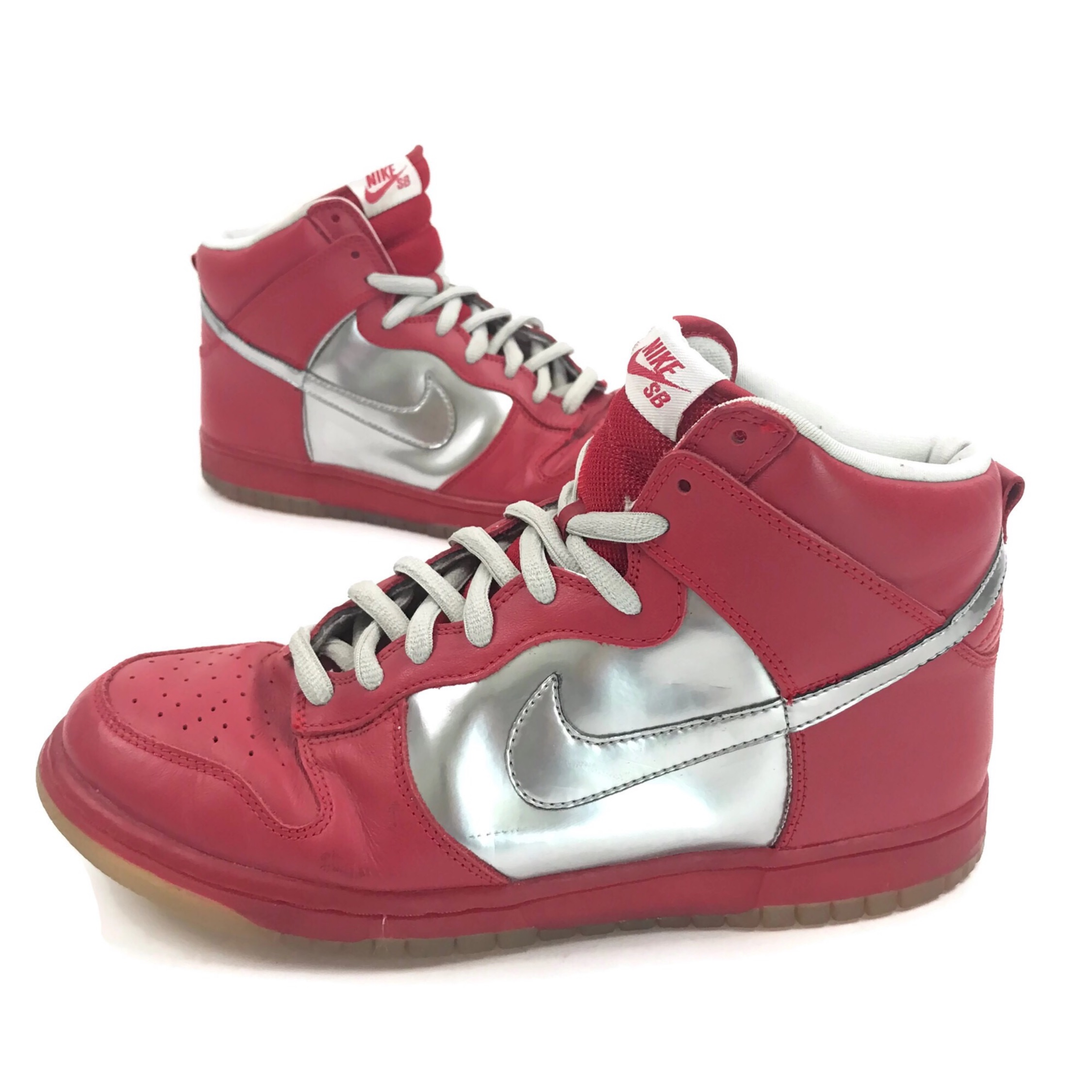 premium selection 522dc a5680 Nike Sb Dunk High Mork And Mindy