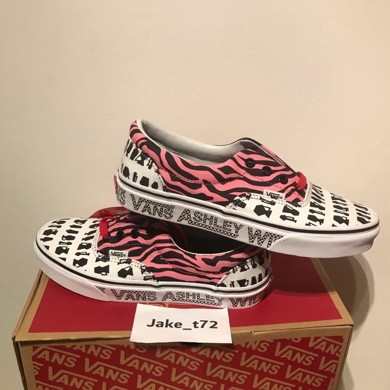 Vans Era Ashley Williams (W) Tiger/J size U.K. 5/ US 7.5