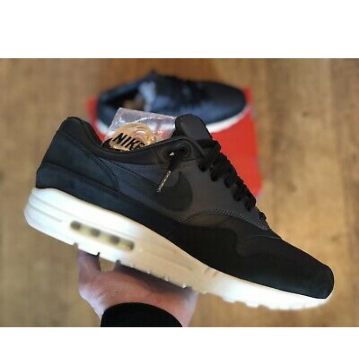 nike air max pinnacle zwart