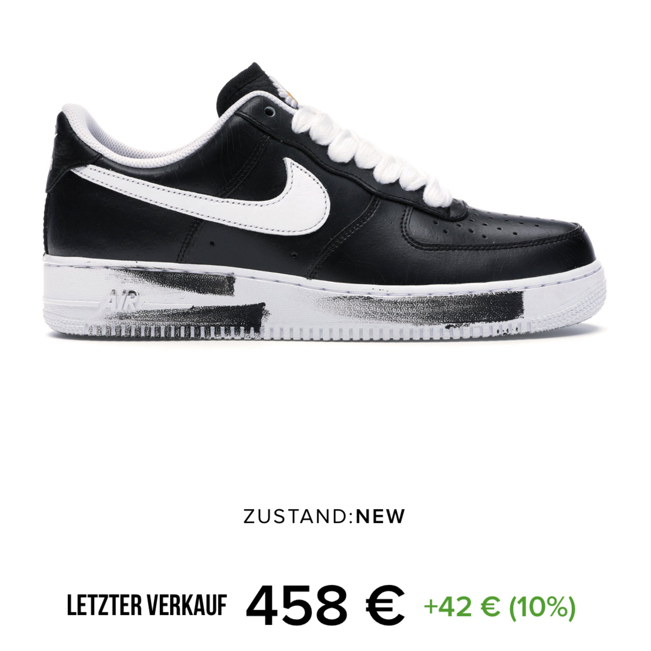 Nike Air Force 1 Low G Dragon Para Noise