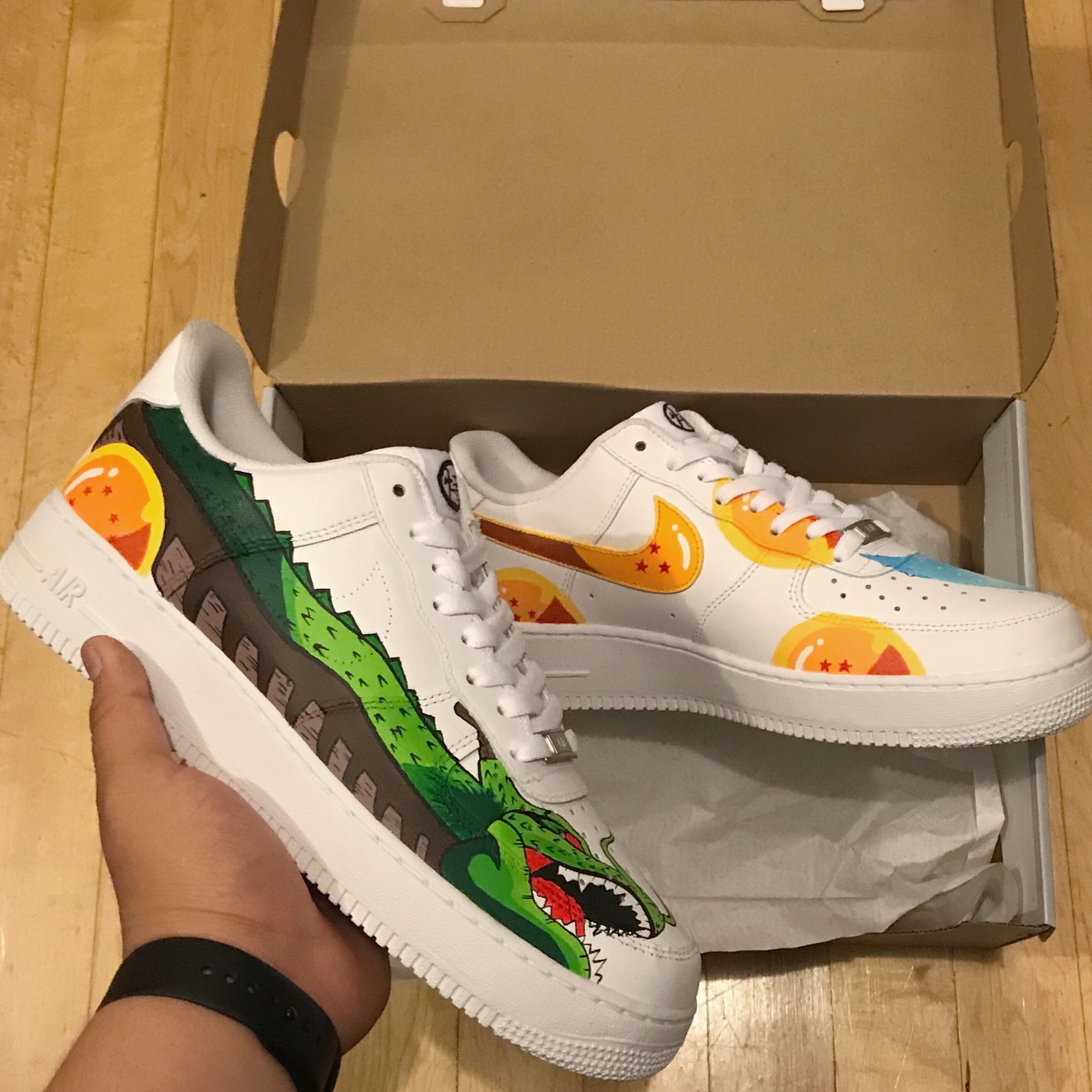 Air Force One Custom Design 68b881