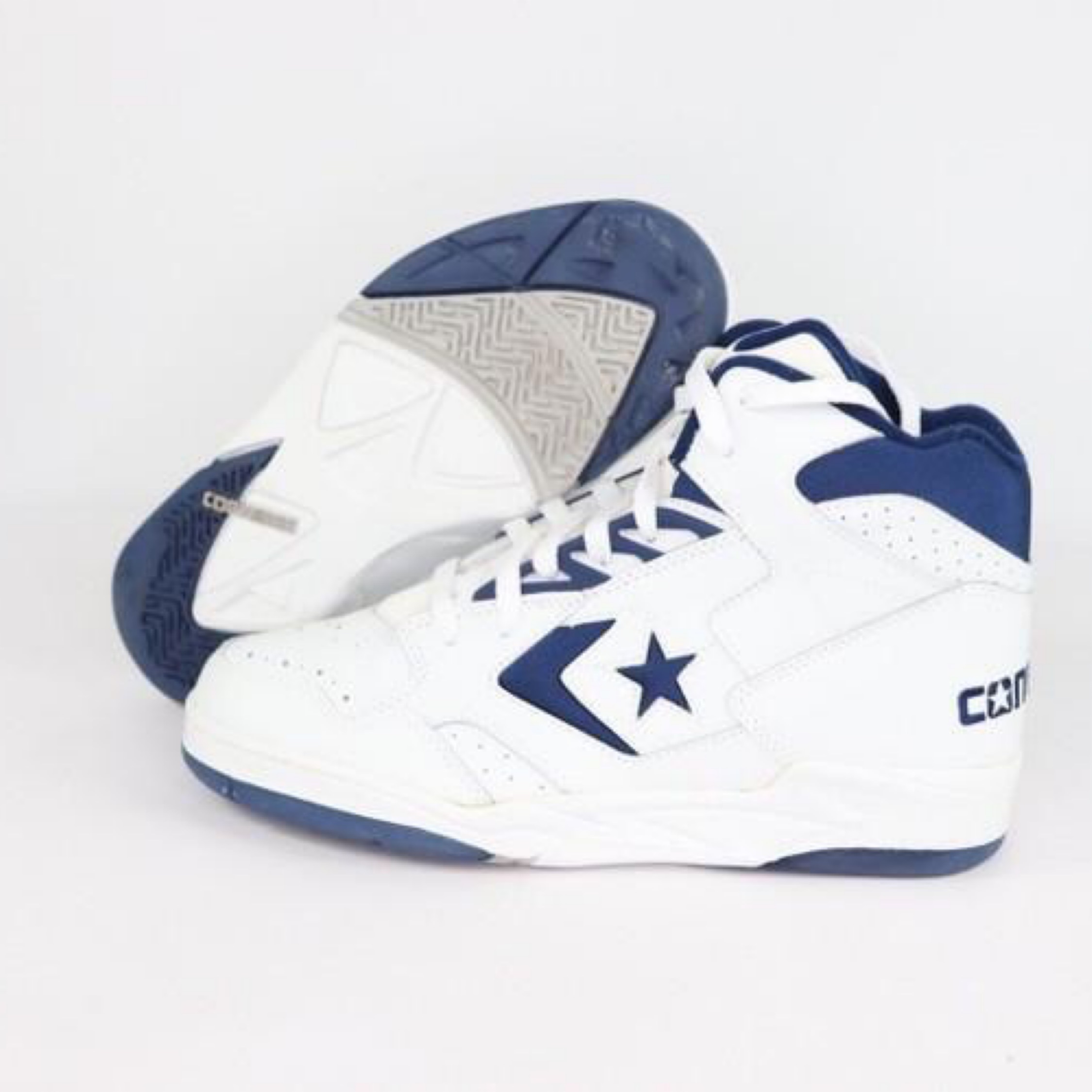 converse leather basketball shoes