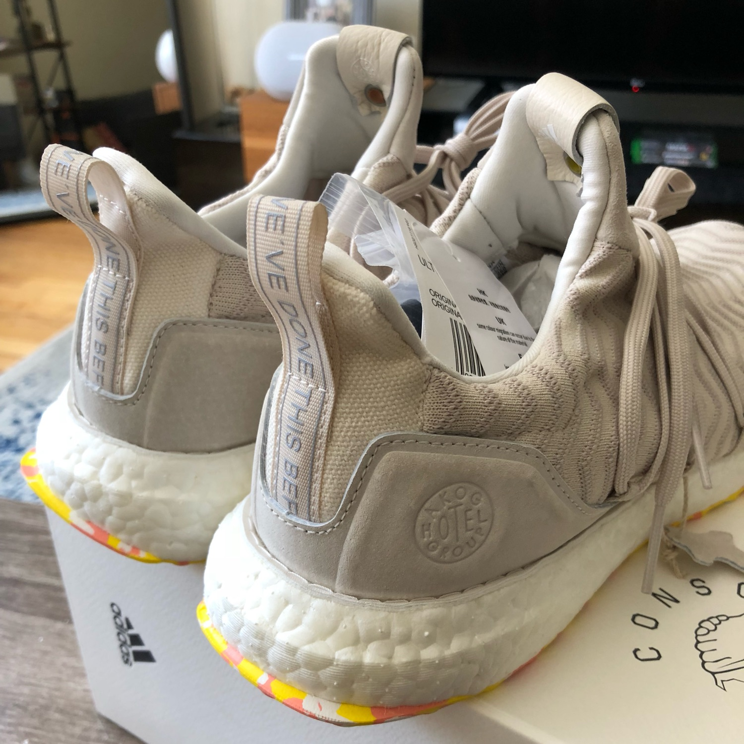 new product e4361 81db4 Adidas Ultraboost X Akog (A Kind Of Guise)
