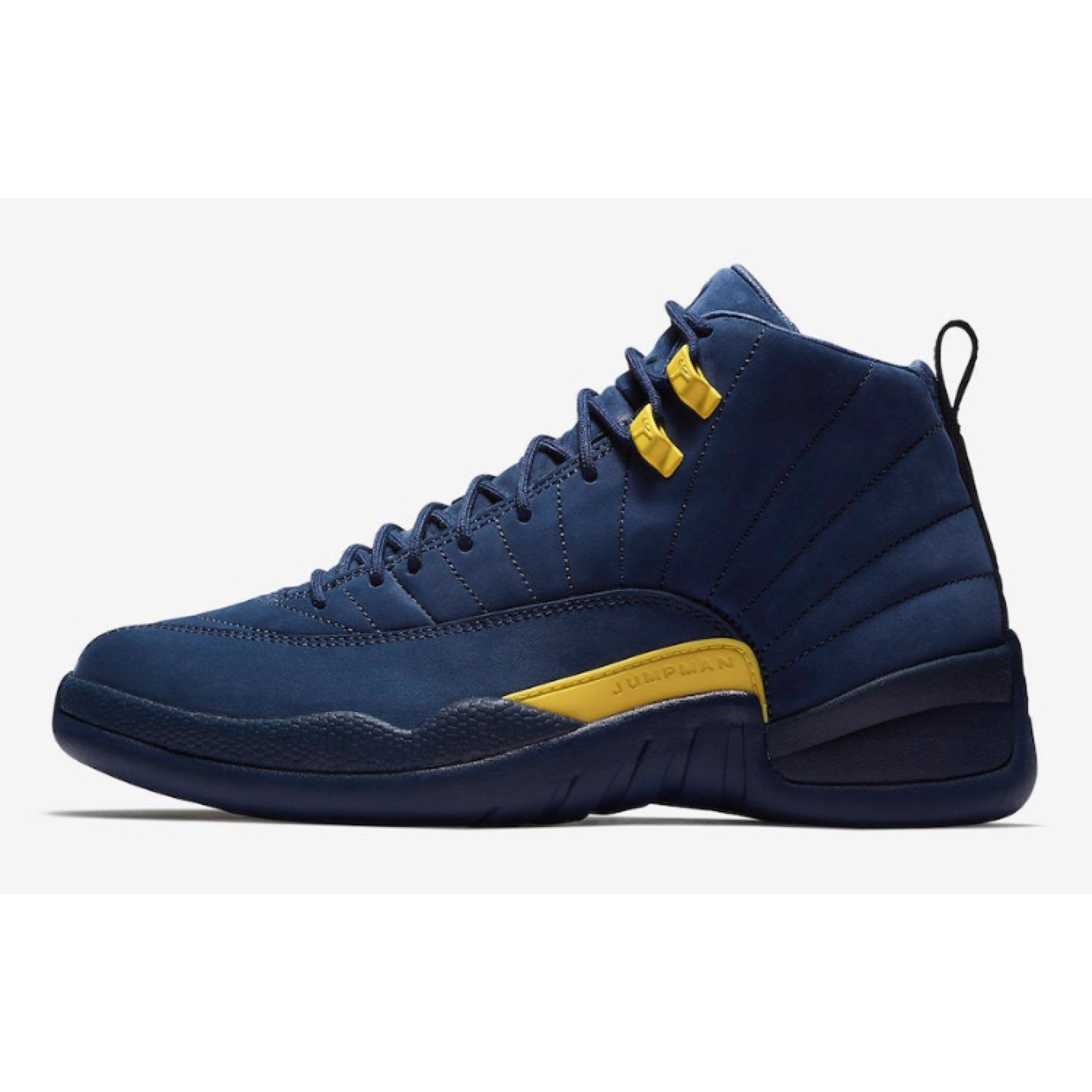 "quality design 6b95e 41f73 Nike Air Jordan Retro 12 ""Michigan"" Size 9.5"