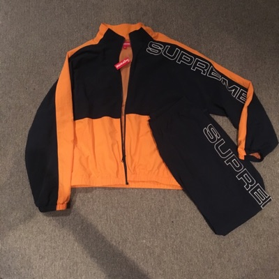 Supreme Split Full Tracksuit