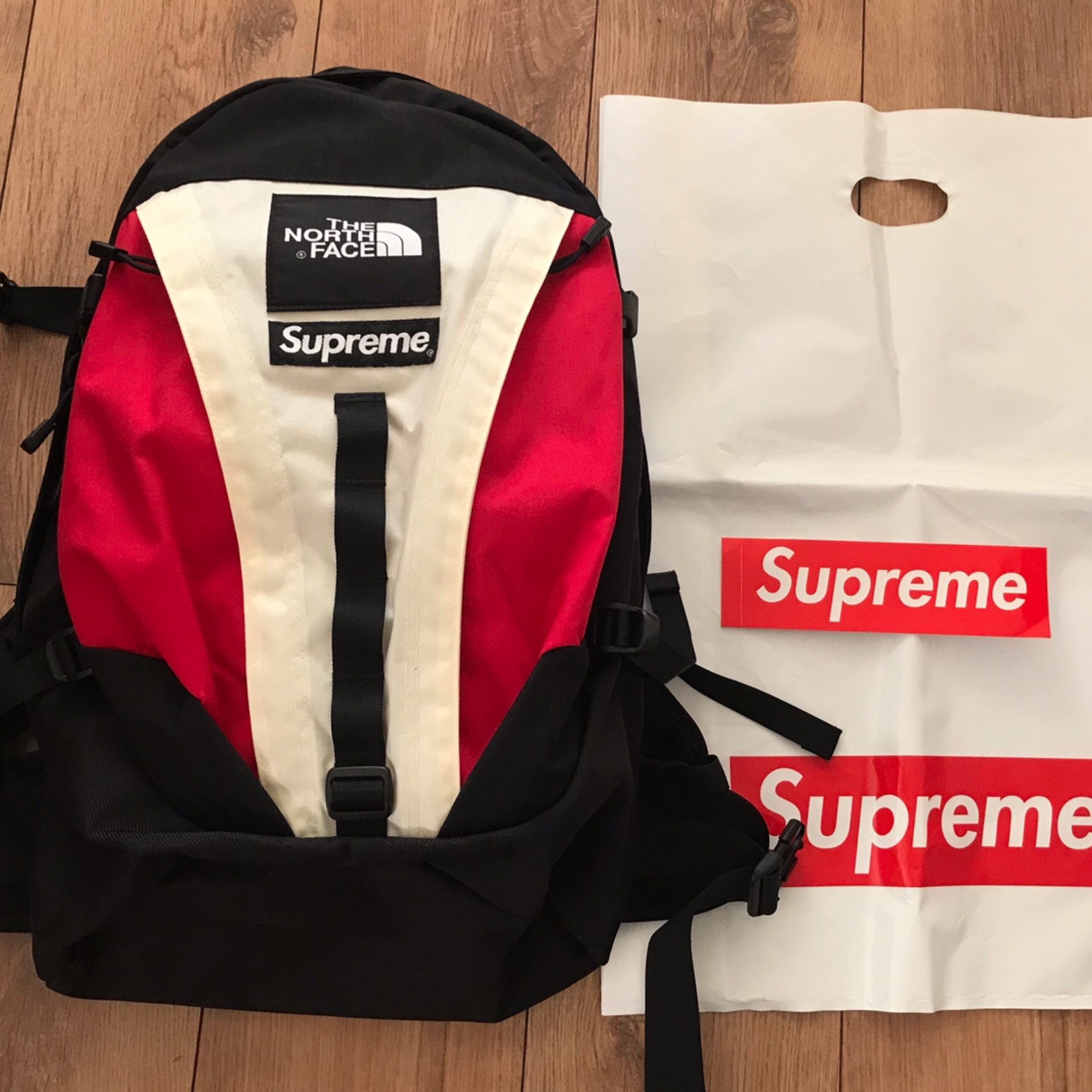 91b529c78 Fw18 Supreme X The North Face Expedition Backpack