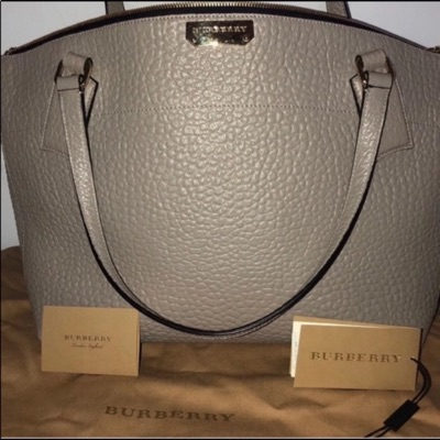Burberry Bag New With Receipt