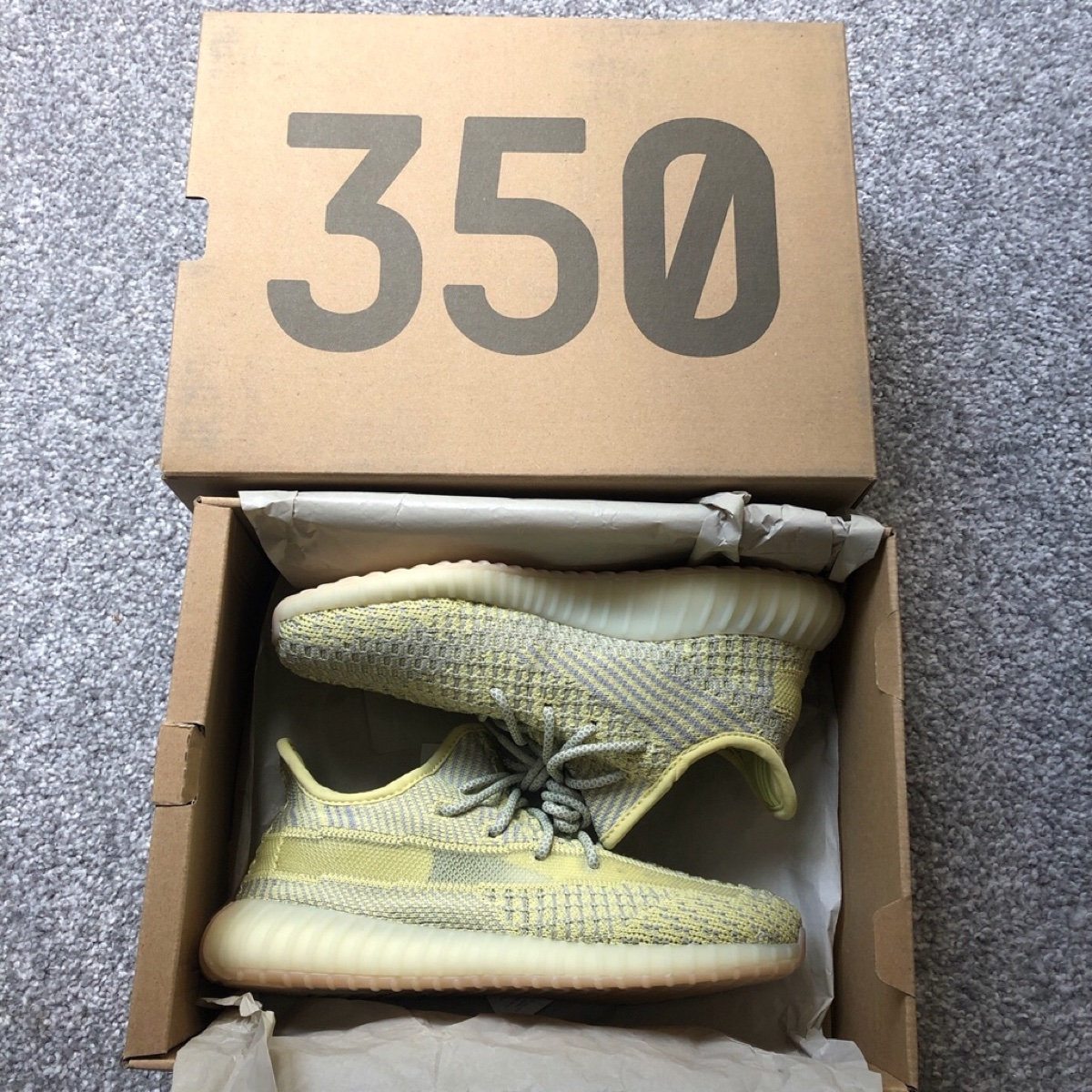 Yeezy boost antlia kids Uk2