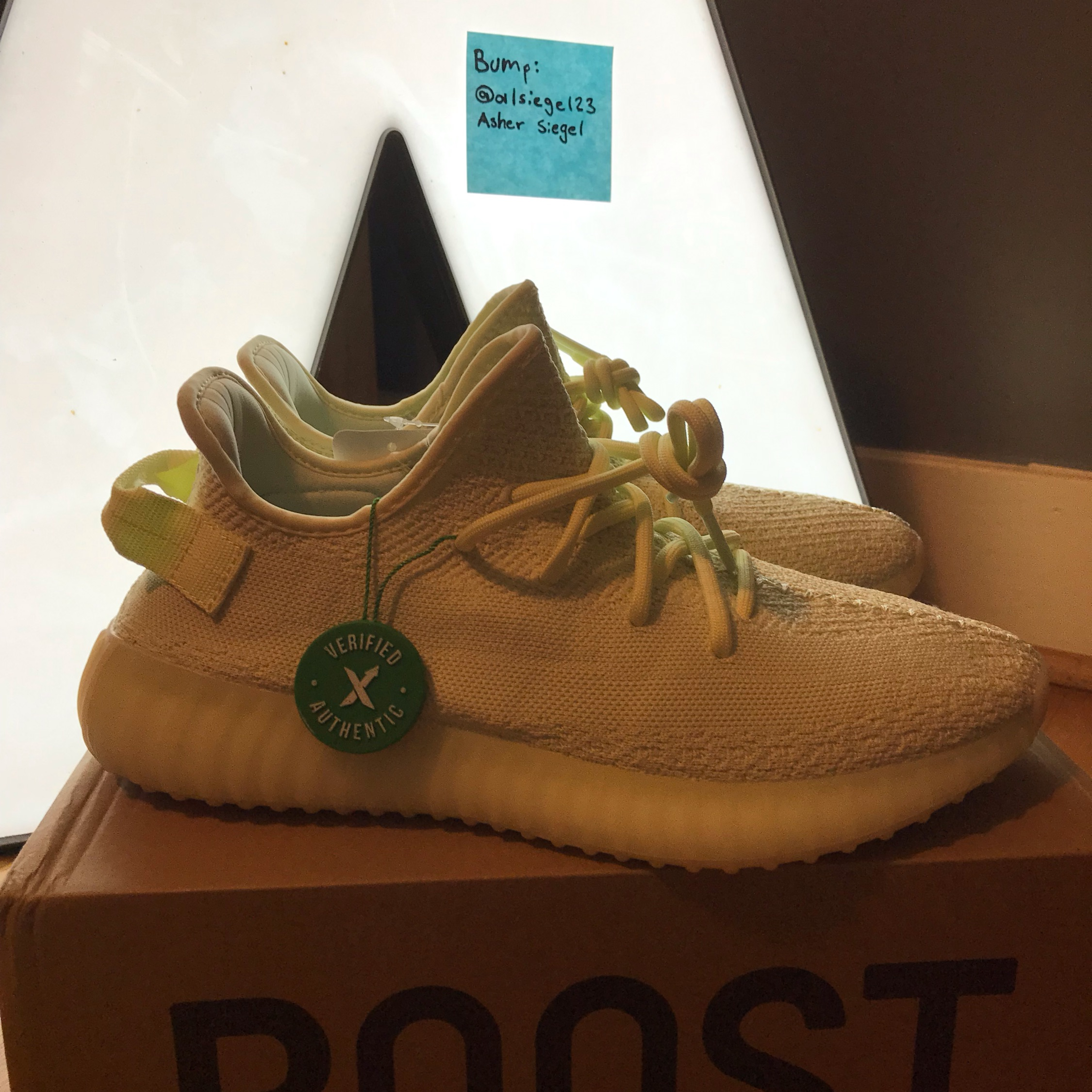 """best sneakers c7534 b08fa Yeezy Boost 350 V2 """"Butter"""" Size 10"""