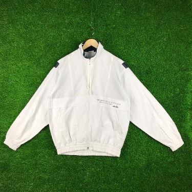 VINTAGE ELLESSE BIG LOGO WINDBREAKER