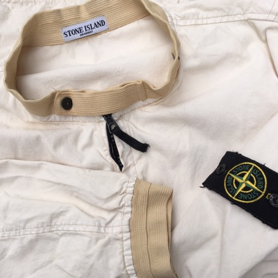 Stone Island Ss '07 Flight Jacket - Xxl