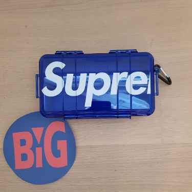 Supreme Pelican Case Blue Fw19