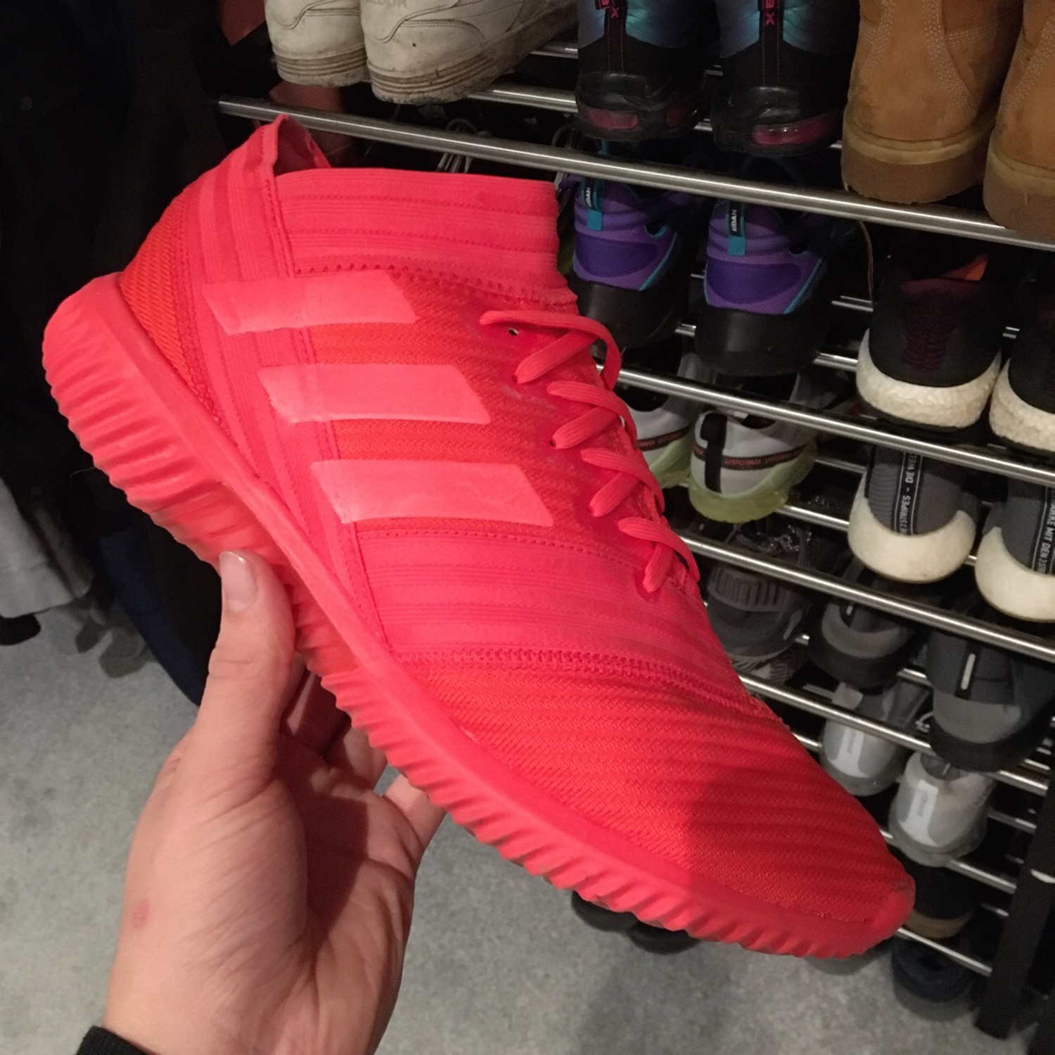 adidas red runners off 61% - www.ncccc