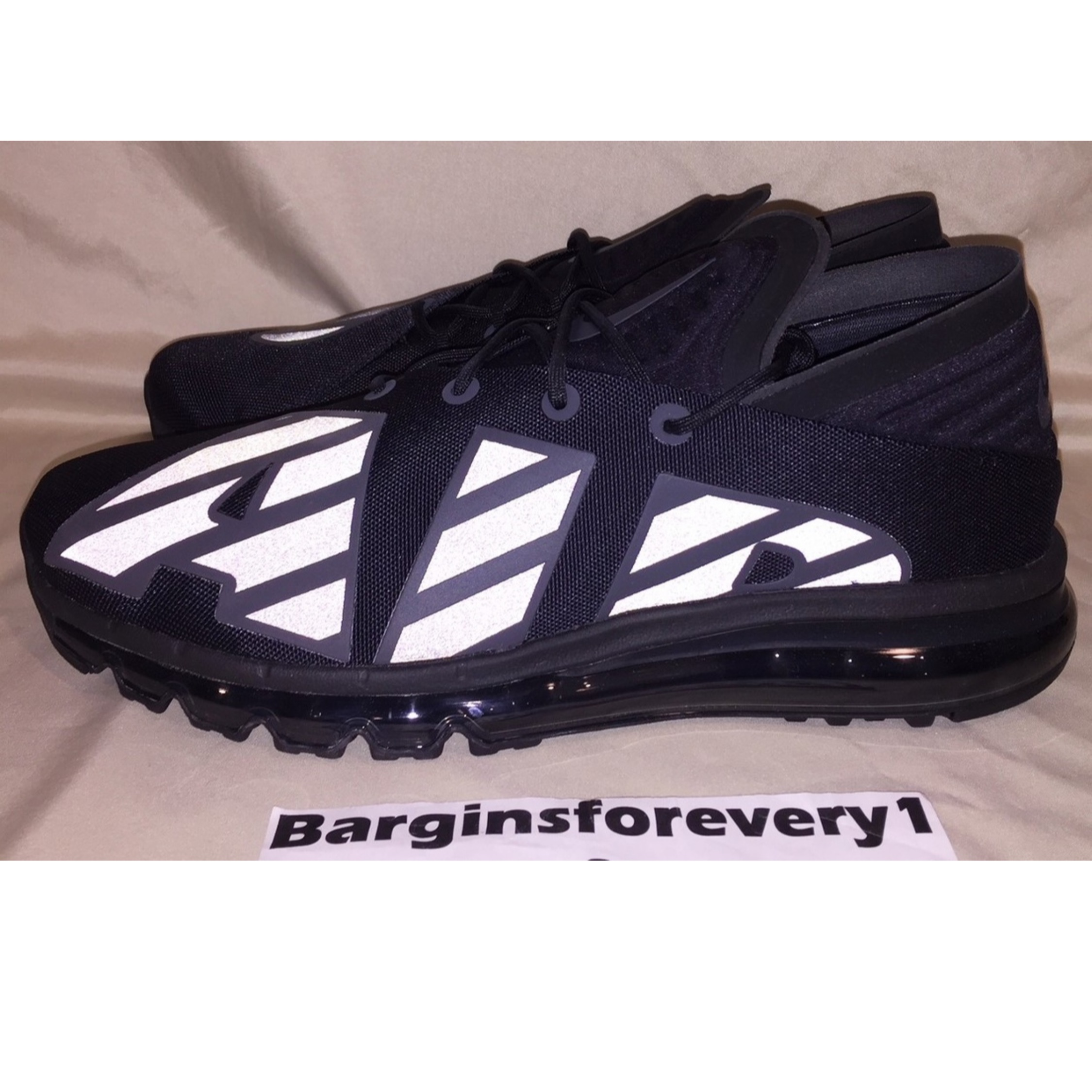 best sneakers 2d91e d3b1f New Nike Air Max Flair Se Black Anthracite