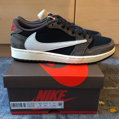 Nike Air Jordan 1 Low Travis Scott Cactus Jack