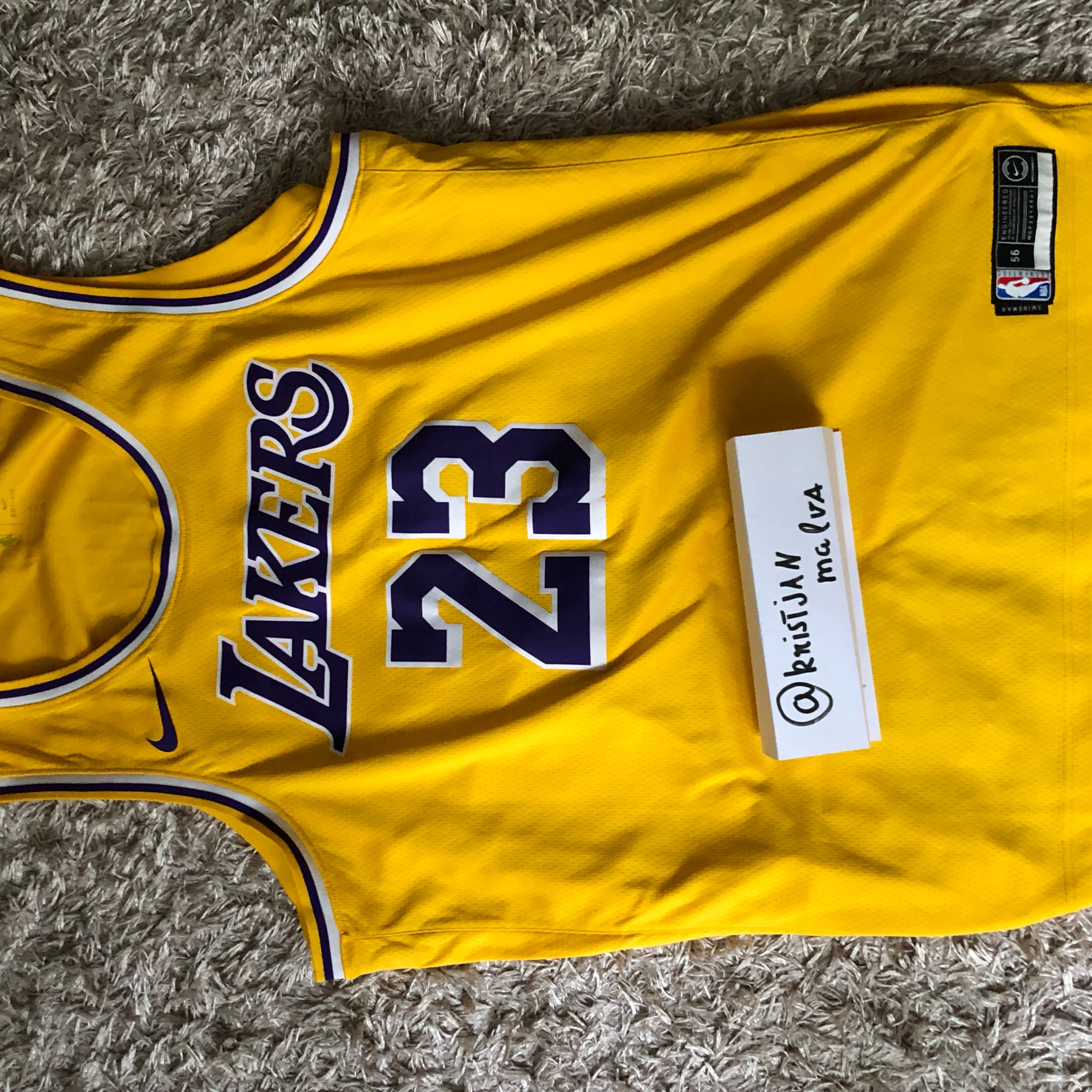best loved 823b2 ecd74 Lebron James Lakers Jersey