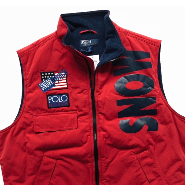 Polo Ralph Lauren Snow Beach Best Jacket