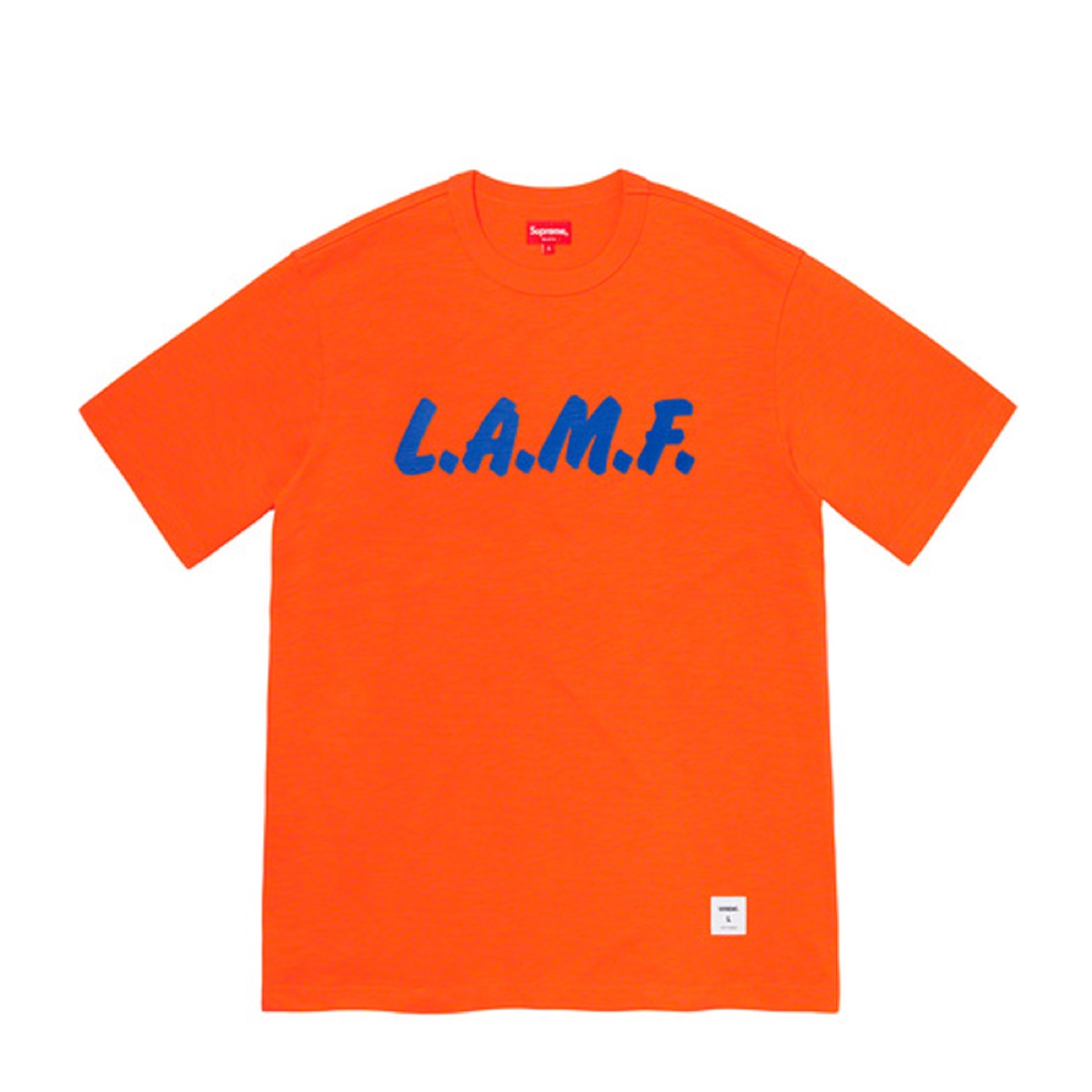 Supreme LAMF SS Top Orange