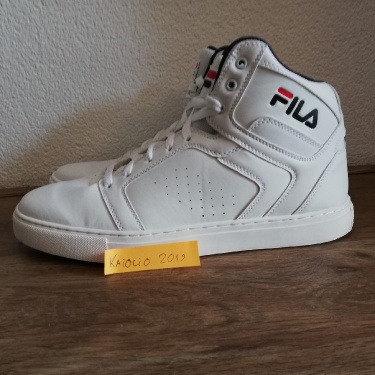FILA CROSSOVER HIGH TOP
