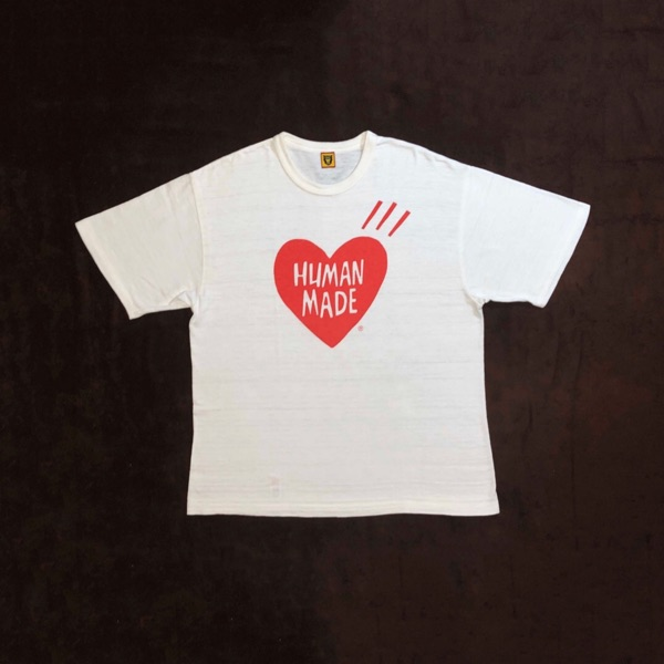 Human Made Heart Logo Tee